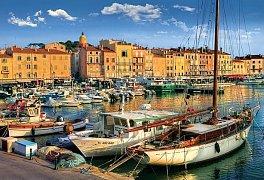 Starý přístav v Saint Tropez