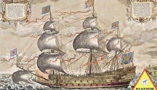 Suverén mnoha moří, 1637