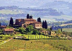 Toskánsko, Itálie