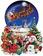 Vánoční saně