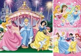 Walt Disney - Princezny
