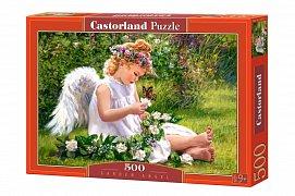 Zahradní andílek
