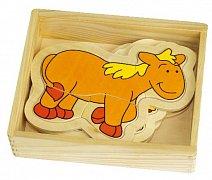 Zvířátka v krabičce