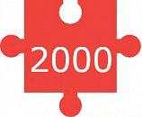 Puzzle 2000 dílků