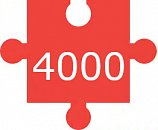 Puzzle 4000 dílků
