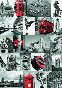 Londýn 1000d - 1