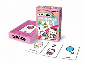 Abeceda - Hello Kitty - 1