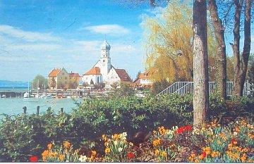 Allgäu, Seealpsee, Německo - 1