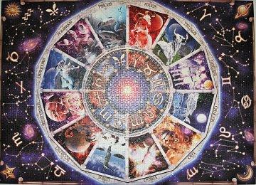 Astrology 9000 dílků - 2