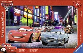 Auta : Závod v Japonsku