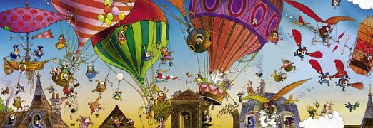 Balónové létaní