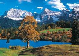 Bavorské Alpy, Německo