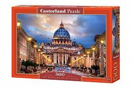 Bazilika sv. Petra, Vatikán, Řím