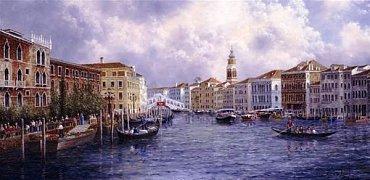 Benátské trhy, Itálie