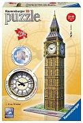 Big Ben s hodinami, Londýn, Anglie