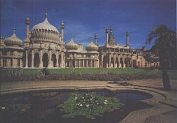 Brighton Pavilion, Východní Sussex