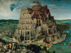 Brueghel: Babylonská věž