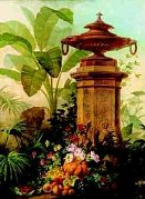 Capeinick, Still life I with tropical