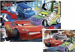 Cars: Divoký závod