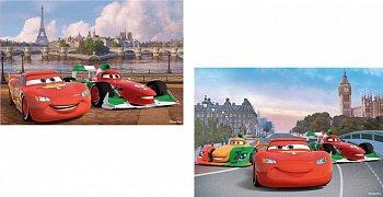 Cars McQueen a přátelé