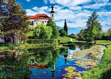 Chiemsee Lake, Bavorsko - 1