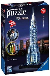 Chrysler Building ( noční edice ), USA - 1