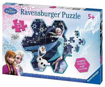 Disney Ledové království - Elsina sněhová vločka 73d - 1