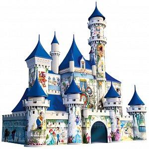 Disney zámek 3D 216 dílků - 3