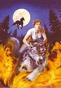 Dívka s vlkem