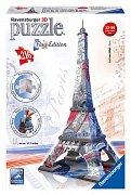 Eiffelova vež, vlajková edice
