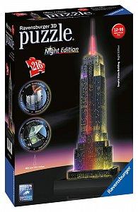 Empire State Building- Noční edice 3D 216d - 1