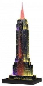 Empire State Building- Noční edice 3D 216d - 2