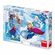 Frozen: zimní radovánky