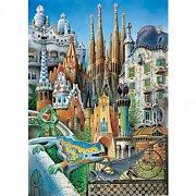 Gaudi: Koláž