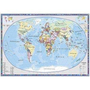 Geograficka Mapa Sveta Puzzle Prodej Cz