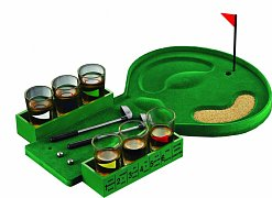 Golf drinking game