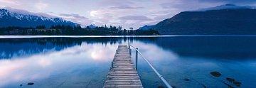 Jezero Wakatipu, Nový Zéland - 1