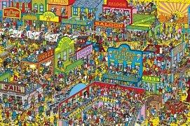 Kde je Wally ? divoký západ