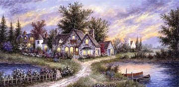 Klidná vesnička - 1