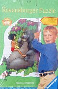 Kniha džunglí - Mougli a Balu (metr + lepidlo)