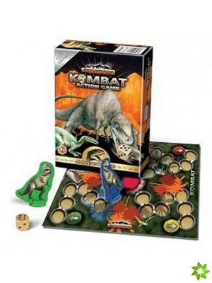 Kombat action game prehistoric