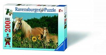 Koňské štěstí; 200 dílků - 1