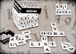 Křížovka - hra se slovy