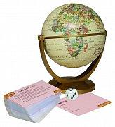 Kvíz s historickým globusem