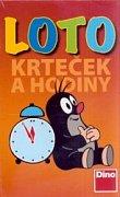 Loto Krteček a hodiny