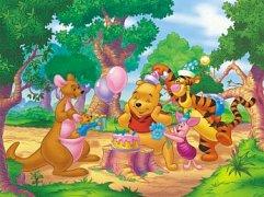 Medvídek Pů má narozeniny