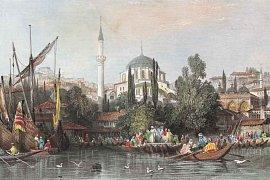 Mešita v Turecku