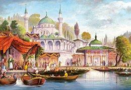 Mešita v Üsküdar, Istanbul