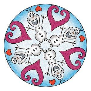Mini Mandala Disney Ledové království - 2
