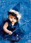 Modrá čarodějka
